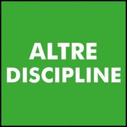 Altre discipline