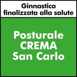 Ginnastica finalizzata alla salute (Posturale) - Crema - San Carlo